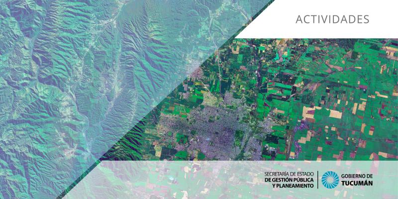 Asistencia a proyectos de la Infraestructura de Datos Espaciales (IDE)